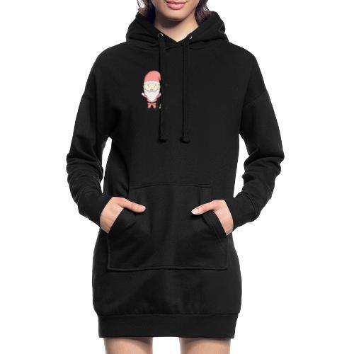 SA - Sudadera vestido con capucha