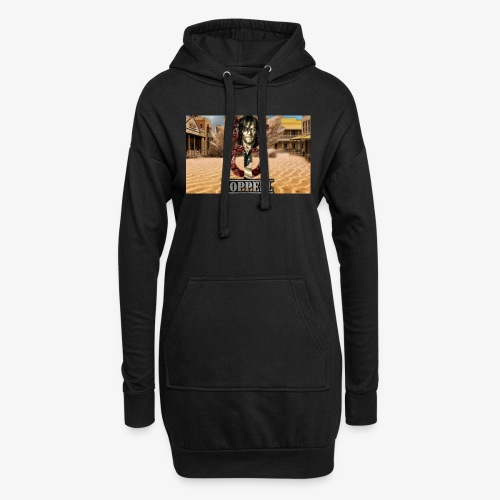 TLMZ COPPELL - Hoodie Dress