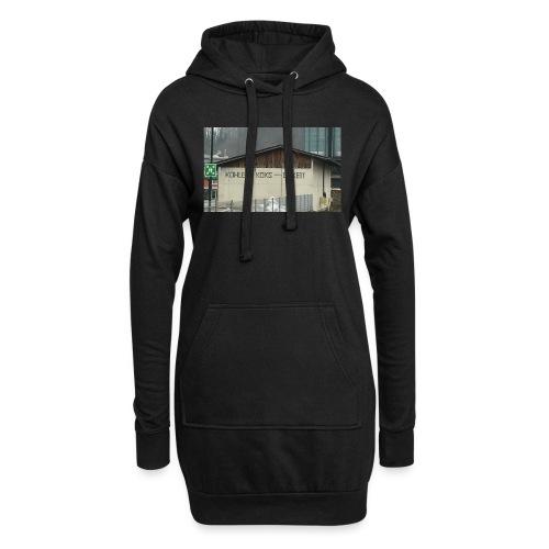 Sammelstelle KOKS - Hoodie-Kleid