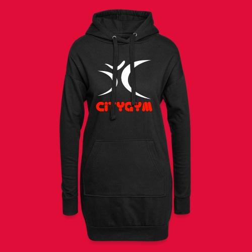 CityGym Guys Pullover - Black - Hoodie Dress