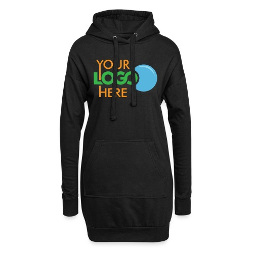 Your Logo Here - Hoodie Dress
