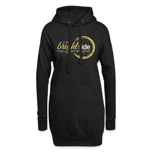To The Bright Side - Logowear - Hoodie-Kleid