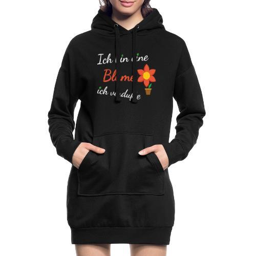 Blume Garten Gärtner Florist Shirt Geschenk - Hoodie-Kleid