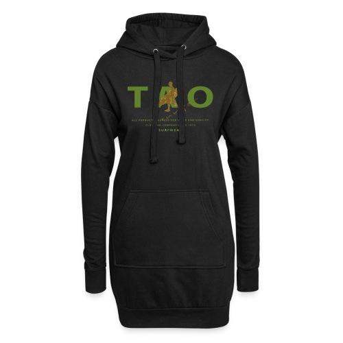 taosurfer_army - Hoodie-Kleid