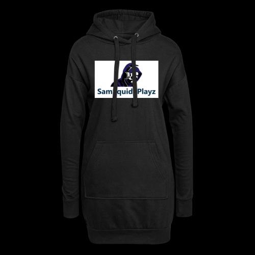 SamSquidyplayz skeleton - Hoodie Dress