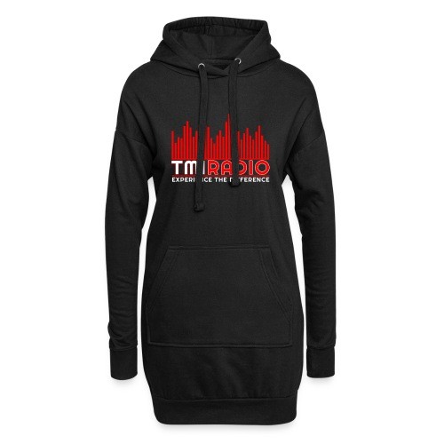 NEW TMI LOGO RED AND WHITE 2000 - Hoodie Dress