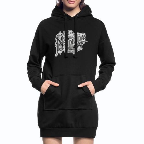 Logos Nadejda - Sweat-shirt à capuche long Femme