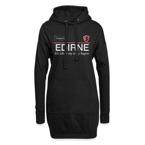 Edirne - Hoodie-Kleid