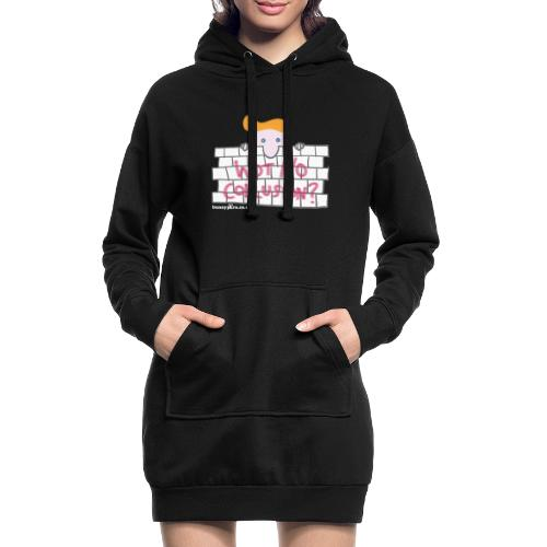 Trump's Wall - Hoodie Dress