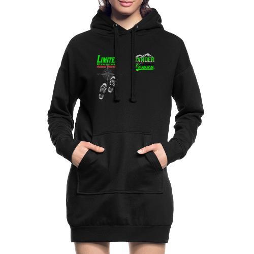 Wandern Limited Edition Wander Woman - Hoodie-Kleid