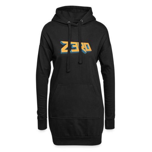 The Z3R0 Shirt - Hoodie Dress