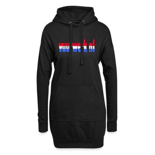 vuurwerk nl fan kleding - Hoodiejurk