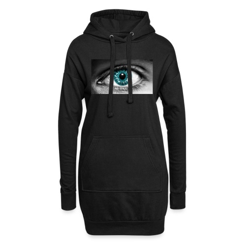 eyes_2 - Hoodiejurk