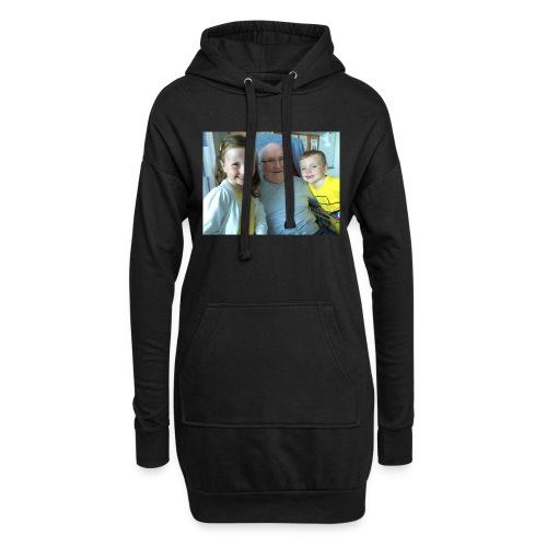 Me Papa Lewis - Hoodie Dress