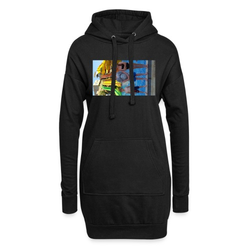 MY FAMILY. IN VLOGS YOU WILL SEE A LOT OF THEM - Hoodie Dress
