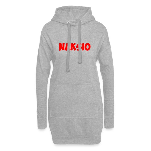 T-shirt NAKSIO - Sweat-shirt à capuche long Femme