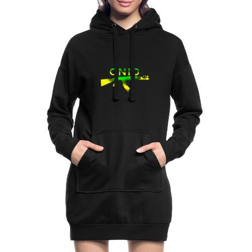 ONID-22 - Vestitino con cappuccio