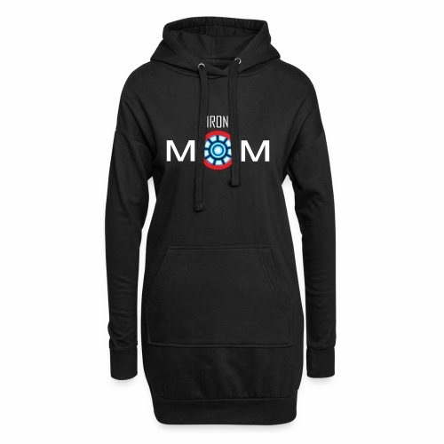 Iron mom - Hoodie Dress