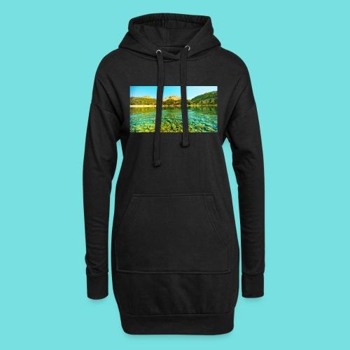 Nature (MALE) - Hoodie Dress