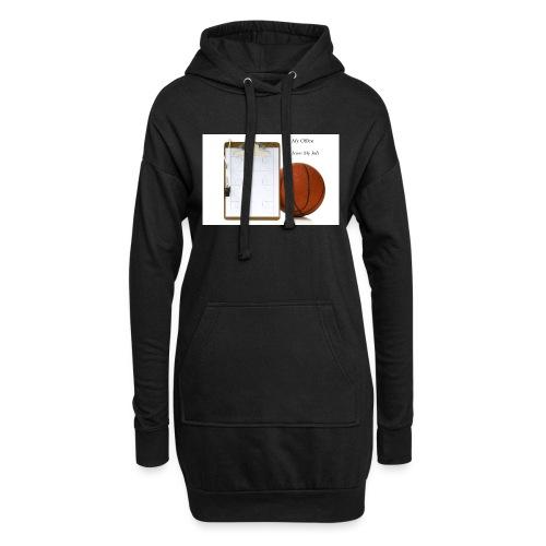 Coach Basket Lifestyle - Sweat-shirt à capuche long Femme
