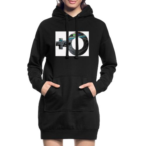 women in sound - Hoodie Dress