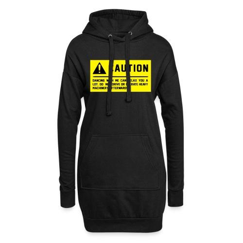 Caution - Hoodie-Kleid