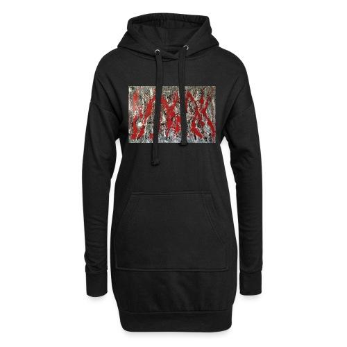 Inferno - Sweat-shirt à capuche long Femme