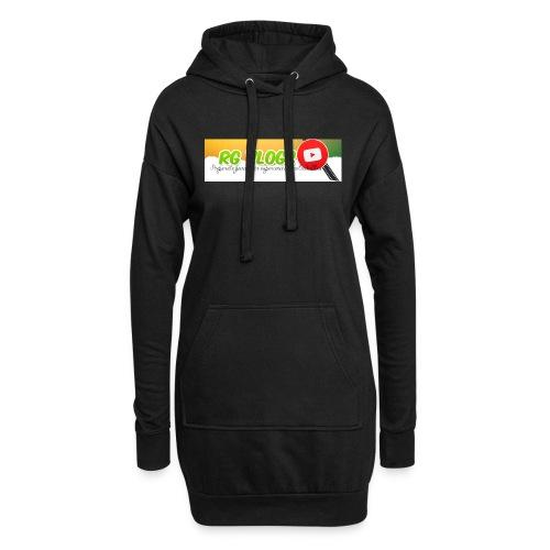 DISEÑO RG VLOGS - Sudadera vestido con capucha