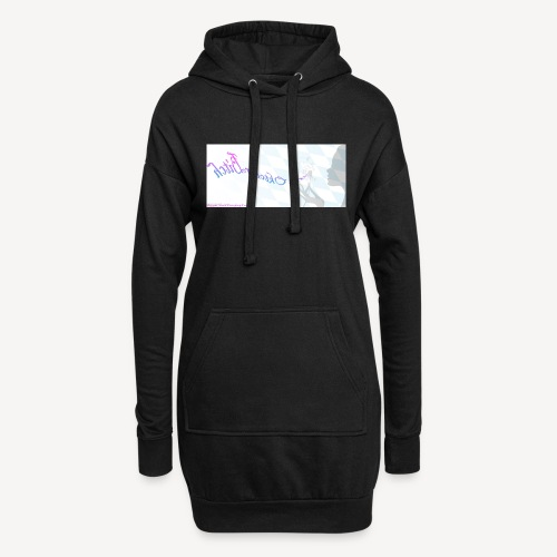 The Oktober Bitch - Hoodie-Kleid