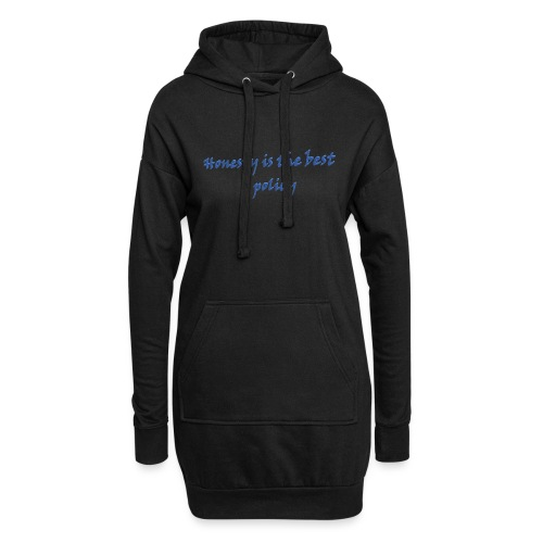 Proverbs in English - Hoodie Dress