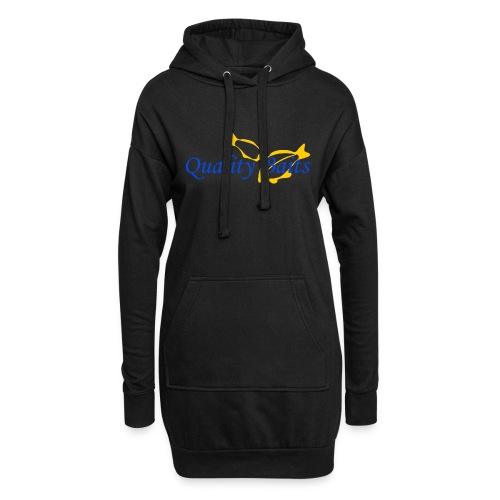 Quality Baits Logo - Hoodie Dress