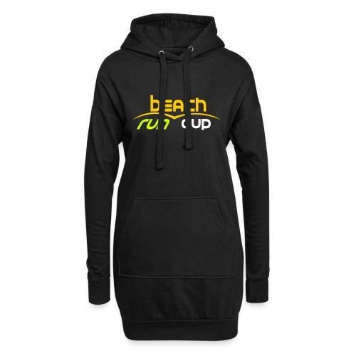 Beach_Run_Cup_d--tour-- - Sweat-shirt à capuche long Femme