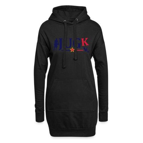 Basketball Yougoslavie - Sweat-shirt à capuche long Femme