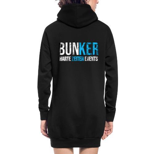Bunker & Harte Zeiten Supporter - Hoodie-Kleid