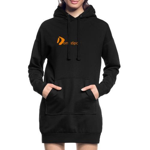 Logo DomesSport Orange noBg - Hoodie-Kleid