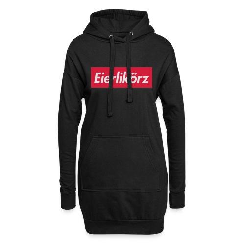 Eierlikörz SSFW 2017 Shirt - Hoodie-Kleid