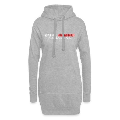 SUPERHERO HOMEWORKOUT - Premium t-shirt for Men - Hoodie Dress
