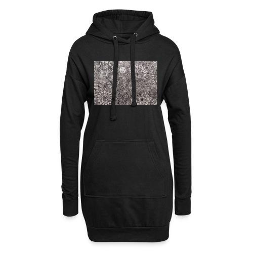 Skdoodle - Hoodie Dress