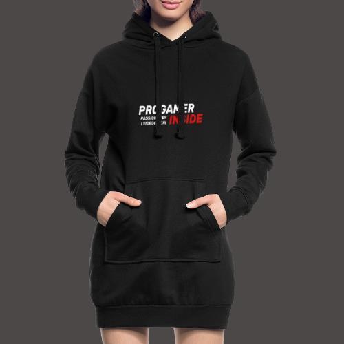 Progamer Inside Logo - Vestitino con cappuccio