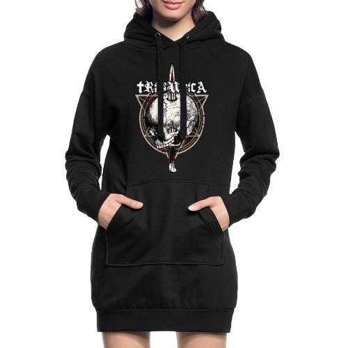 Death Attack by BY TRIBUTICA® - Hoodie-Kleid