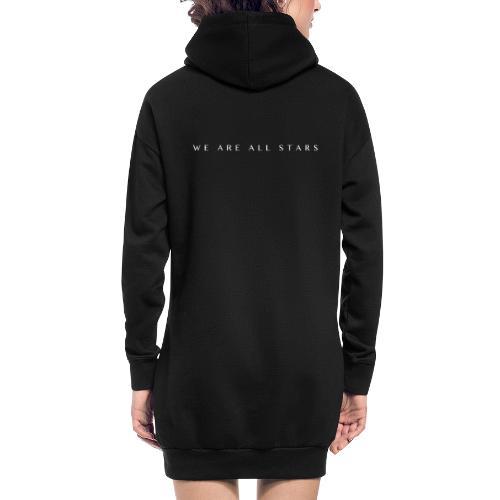 Galaxy Music Lab - We are all stars - Hoodie-kjole