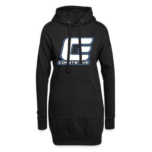 Constative hoodie - Hoodie-kjole