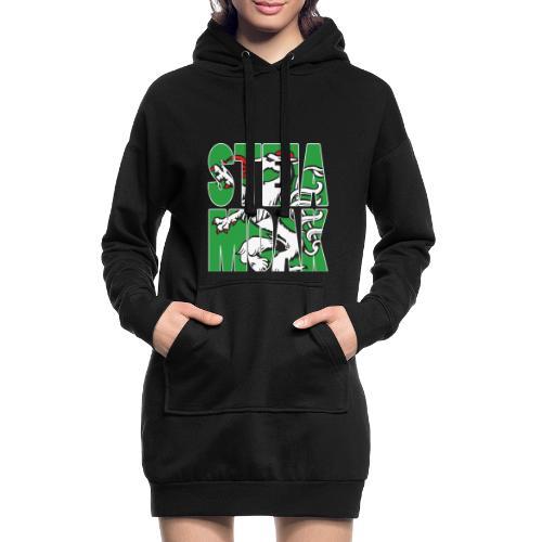 STEIAMOAK Geschenk für Steirer und Steirerin - Hoodie-Kleid