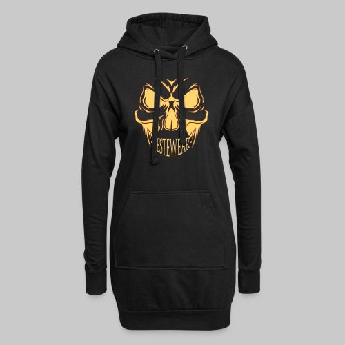 #Bestewear - Bad Punisher - Hoodie-Kleid
