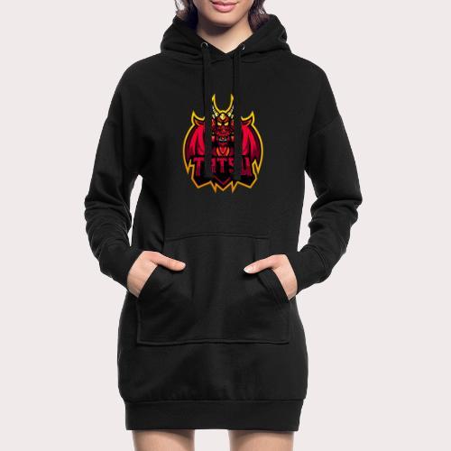 Tatsu Music Full Logo - Hoodie Dress