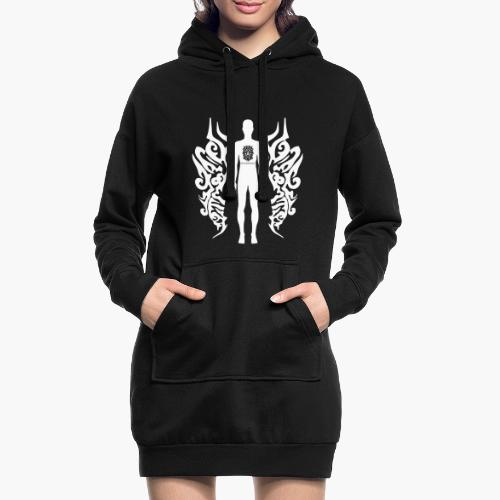 Houseology Original - Angel of Music - Hoodie Dress