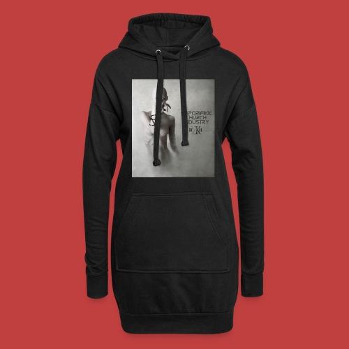 sci sekkel (official album cover) - Sweat-shirt à capuche long Femme
