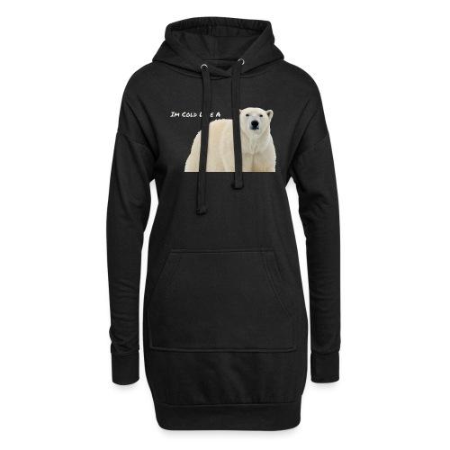POLAR - Hoodie Dress