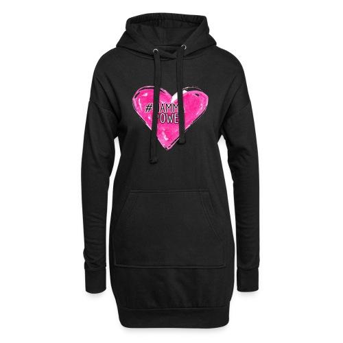 #mammapower - Hoodie Dress