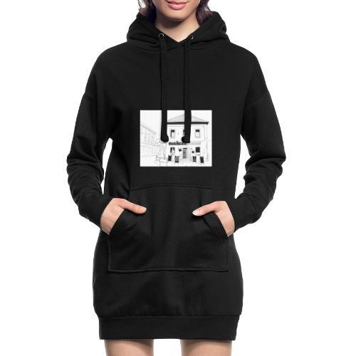 Farben - Hoodie-Kleid